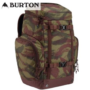 17-18 BURTON ブーツバッグ Booter Pack [40L] 11036104:  Brushstroke Camo 正規品/バートン/バックパック/リュックサック/スノーボード/snow|brv-2nd-brand