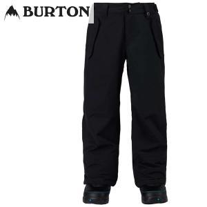 17-18 子供用 BURTON パンツ Boys' Parkway  Pant 13051103: True Black 正規品/バートン/スノーボードウエア/ジュニア/キッズ/snow/JR|brv-2nd-brand