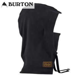 17-18 BURTON フード Burke Hood 15197102: True Black 正規品/メンズ/スノーボード/マスク/バートン/snow brv-2nd-brand