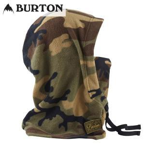 17-18 BURTON フード Burke Hood 15197102: Highland Camo 正規品/メンズ/スノーボード/マスク/バートン/snow brv-2nd-brand