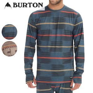 ITEM:BURTON ファーストレイヤー Midweight Crew 102571 定価: ¥5...
