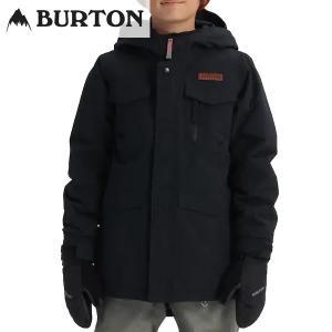 18-19 子供用 BURTON ジャケット Boys' Burton Covert Jacket 20537100:True Black 正規品/バートン/スノーボードウエア/ジュニア/キッズ/snow|brv-2nd-brand