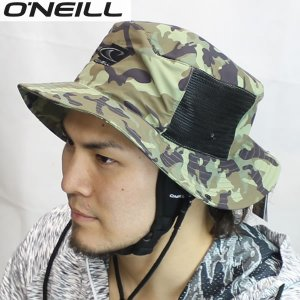 17SS O'neill サーフハット 617-928: wod 正規品/メンズ /オニール/ビーチハット/帽子/617928/surf brv-2nd-brand