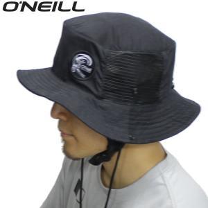 18SS O'neill サーフハット 618-925: blk 正規品/メンズ /オニール/ビーチハット/帽子/618925/surf|brv-2nd-brand