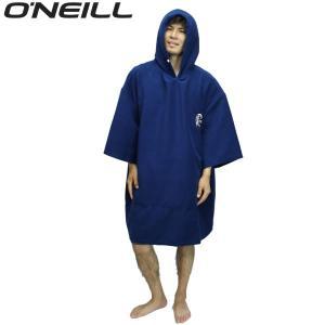 18SP O'NEILL サーフポンチョ 618-927: nvy 正規品/メンズ/オニール/ビーチタオル/お着替えポンチョ/618927/surf|brv-2nd-brand