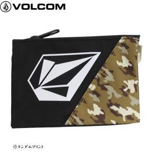 16SN VOLCOM  コインケース Stone Multi Purse 2 j65514ja: cam 正規品/ボルコム/小銭入れ/財布/snow|brv-2nd-brand