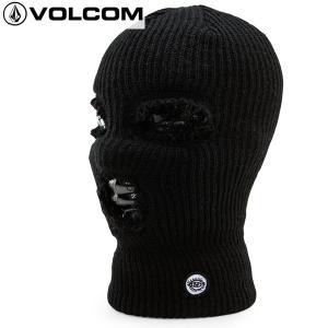 16-17 VOLCOM フェイスマスク Jamie's Mask j5851717: blk 正規品/メンズ/ボルコム/帽子/バラクラバ/snow brv-2nd-brand