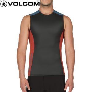 17SP VOLCOM ウェットスーツ VESTICLE JACKET n1811700: dcl 正規品/ベスト/タンクトップ/タッパー/ウエットスーツ/ボルコム/メンズ/surf|brv-2nd-brand