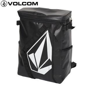 18SS VOLCOM バックパック STONE BOX BP d65118jb: blk 正規品/ボルコム/メンズ/バッグ/リュックサック/cat-fs|brv-2nd-brand