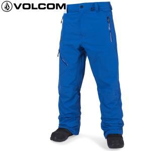 17-18 VOLCOM パンツ L GORE-TEX Pnt g1351804: roy 正規品/ボルコム/メンズ/スノーボードウエア/ウェア/pant/snow/2018|brv-2nd-brand