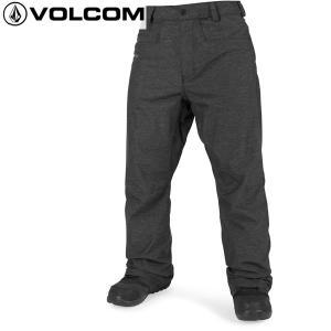 17-18 VOLCOM パンツ CARBON PNT g1351816: blk 正規品/ボルコム/メンズ/スノーボードウエア/ウェア/pant/snow/2018|brv-2nd-brand