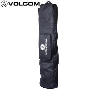 送料無料 17-18 VOLCOM ボードケース VOLCOM BOARD CASE j60518jf: blk 正規品/ボルコム/スノーボード/ボードバッグ/バックパック/snow|brv-2nd-brand