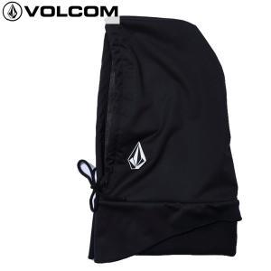 17-18 VOLCOM フードネックウォーマー STONE HOOD WARMER j67518jb: blk 正規品/メンズ/ボルコム/スノーボード/snow brv-2nd-brand