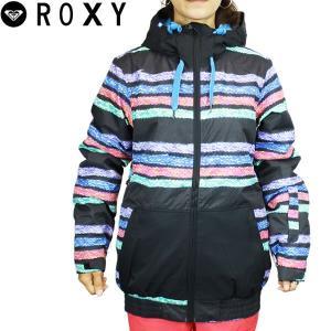 12FW ロキシー ROXY  レディーススノージャケット VALLEY HOODY JKT RJK123014 : STR *sl40〜sw*