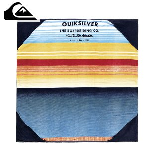 17SP QUIKSILVER ビーチタオル TWO FACE TOWEL eqyaa03414: nkm0 正規品/クイックシルバー/レジャーシート/ビーチシート/surf|brv-2nd-brand