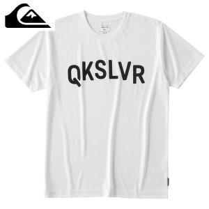 17SP QUIKSILVER ラッシュガードTシャツ MW LIFE SS qly171006: WHT1 正規品/クイックシルバー/サーフTEE/メンズ/surf brv-2nd-brand