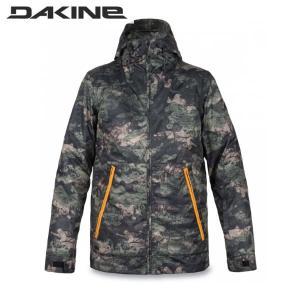 16-17 DAKINE ジャケット GLENWOOD JACKET ag232-757: pgo 正規品/メンズ/ダカイン/スノーボードウエア/ウェア/ag232757/snow|brv-2nd-brand