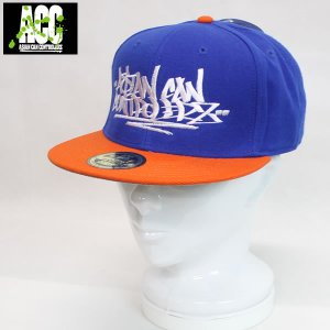 16SN ACC キャップ EAGLE: ORG/BLU 正規品/メンズ/レディース/ユニセックス/帽子/cat-fs|brv-2nd-brand