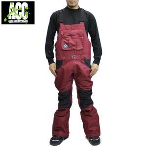 16-17 ACC ビブパンツ ADMIRE PNT: Limited Bur 正規品/スノーボードウエア/ウェア/メンズ/レディース/ユニセックス/snow|brv-2nd-brand