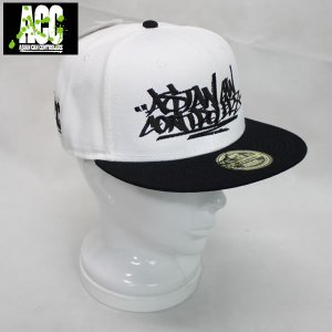 ACC キャップ EAGLE: BLK/WHT/BLK 正規品/メンズ/レディース/ユニセックス/帽子/cat-fs|brv-2nd-brand