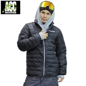 16-17 ACC ジャケット INNER JKT: BLACK 正規品/スノーボードウエア/ウェア/メンズ/レディース/ユニセックス/snow|brv-2nd-brand