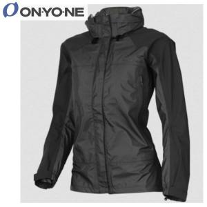 13SS レディース ONYONE オンヨネ レインウエア アドバンスストレッチジャケット:ブラック odj85024 brv-2nd-brand