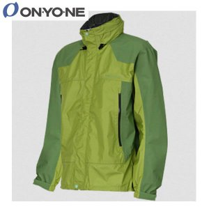 13SS ONYONE オンヨネ レインウエア アドバンスストレッチジャケット:ライム odj95022 brv-2nd-brand