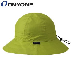 15SS オンヨネ レディスレインハット oda87062: 177 ライトイエロー 正規品/ONYONE/RAIN HAT/cat-out|brv-2nd-brand