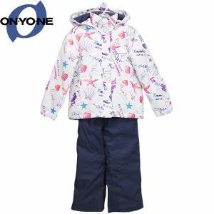 17-18 子供用 RESEEDA スノーウエア res60003: White x Navy 正規品/スノーボード/スキー/ジュニア/キッズ/オンヨネ/ONYONE/snow|brv-2nd-brand