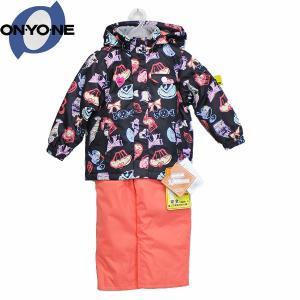 17-18 子供用 SVET スノーウエア svs50p02: Black Pink 正規品/スノーボード/スキー/ジュニア/キッズ/オンヨネ/ONYONE/snow|brv-2nd-brand