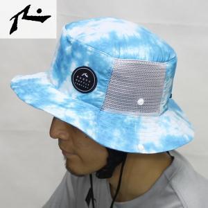 18SS RUSTY サーフハット SURF HAT 918-904: blu 正規品/ラスティー/ビーチハット/メンズ/ラスティ/918904/surf|brv-2nd-brand