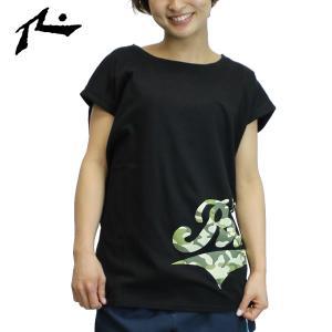 18SS レディース RUSTY  UVカットTシャツ 938-503: blk 正規品/ラスティー/938503/半袖/cat-fs brv-2nd-brand