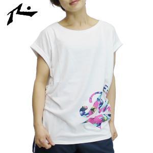 18SS レディース RUSTY  UVカットTシャツ 938-503: wht 正規品/ラスティー/938503/半袖/cat-fs|brv-2nd-brand