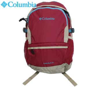 18SP COLUMBIA バックパック CASTLE ROCK 15L Backpack PU8186: Pomegranate 正規品/コロンビア/バッグ/リュックサック//cat-fs brv-2nd-brand