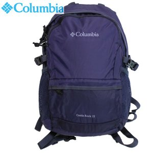 18SP COLUMBIA バックパック CASTLE ROCK 15L Backpack PU8186: Eclipse Blue 正規品/コロンビア/バッグ/リュックサック/cat-fs|brv-2nd-brand
