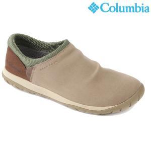 18SS COLUMBIA モックシューズ Karapuya Moc Omni-Tech yu3940: Sage 正規品/コロンビア/スリッポン/シューズ/メンズ/レディース/out/靴|brv-2nd-brand