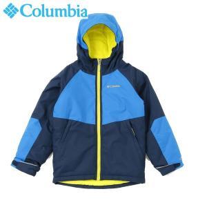 18-19子供用 COLUMBIA ジャケット Alpine Action 2 Jacket wb1020:  Navy Blue 正規品/コロンビア/スノーボード/スキー/ウエア/ジュニア/キッズ/snow|brv-2nd-brand
