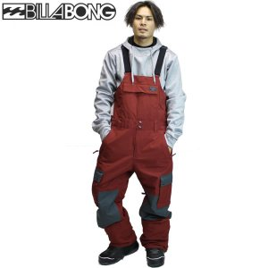 17-18 BILLABONG ビブパンツ BIB PANT ah01-m700 : brx 正規品/メンズ/スノーボードウエア/ハイトップ/ビラボン/ah01m700/snow|brv-2nd-brand