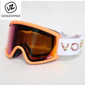 17-18 VONZIPPER ゴーグル CLEAVER I-TYPE ah21m712: cor 正規品/メンズ/goggle/スノーボード/ボンジッパー/ah21m-712/snow|brv-2nd-brand
