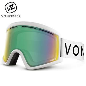 17-18 VONZIPPER ゴーグル CLEAVER I-TYPE ah21m712: wsw 正規品/メンズ/goggle/スノーボード/ボンジッパー/ah21m-712/snow|brv-2nd-brand