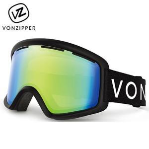 17-18 VONZIPPER ゴーグル BEEFY ah21m714: bqu 正規品/メンズ/goggle/スノーボード/ボンジッパー/ah21m714/snow|brv-2nd-brand