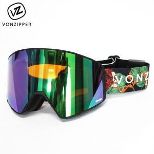 18-19 VONZIPPER ゴーグル CAPSULE ai21m-700: dbq 正規品/メンズ/goggle/スノーボード/スキー/ボンジッパー/ai21m700/snow|brv-2nd-brand
