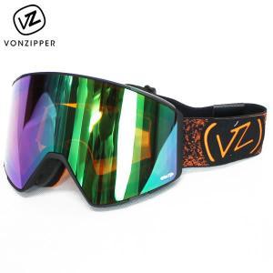 18-19 VONZIPPER ゴーグル CAPSULE ai21m-700: haw 正規品/メンズ/goggle/スノーボード/スキー/ボンジッパー/ai21m700/snow|brv-2nd-brand