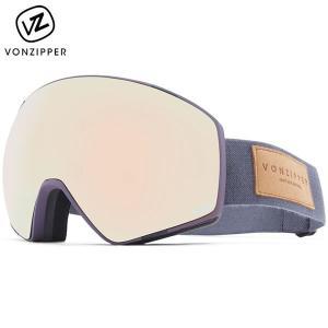 18-19 VONZIPPER ゴーグル JETPACK ai21m-701: duv 正規品/メンズ/スノーボード/スキー/ボンジッパー/ai21m701/snow/スノボ|brv-2nd-brand