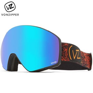 18-19 VONZIPPER ゴーグル JETPACK ai21m-701: haw 正規品/メンズ/スノーボード/スキー/ボンジッパー/ai21m701/snow/スノボ|brv-2nd-brand