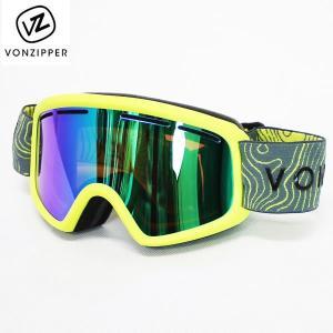 18-19 子供用 VONZIPPER ゴーグル TRIKE ai21m-709: grs 正規品/ジュニア/キッズ/スノーボード/スキー/ボンジッパー/ai21m709/snow|brv-2nd-brand