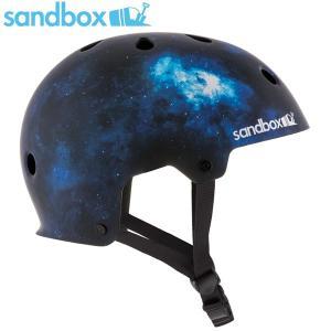 送料無料(沖縄県を除く)18-19 SANDBOX ヘルメット LEGEND LOW RIDER: Spaced Out 正規品 メンズ/スノーボード/レジェンド/サンドボックス/snow|brv-2nd-brand