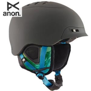 15-16 ANON ヘルメット Nelson 13348101:           Tatonka Black 正規品/アノン/スノーボード/メンズ/cat-snow|brv-2nd-brand