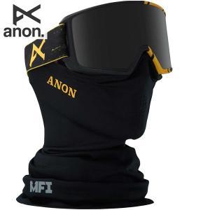 17-18 ANON ゴーグル anon. M3 19173100: Merrill Pro / Dark Smoke 正規品/アノン/スノーボード/メンズ/snow|brv-2nd-brand