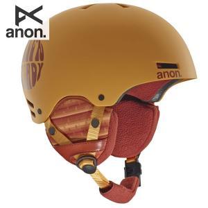 18-19 子供用 ANON ヘルメット RIME 13286104: HCSC 正規品/アノン/キッズ/ジュニア/スノーボード/スキー/snow brv-2nd-brand